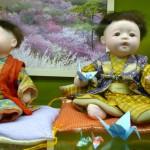 Japonské panenky